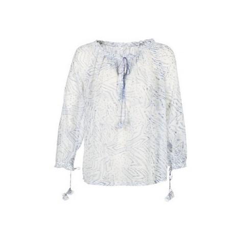 See U Soon 7111084 women's Blouse in White