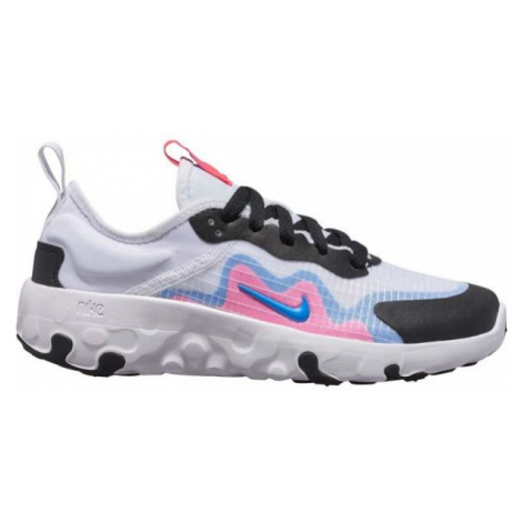 Nike RENEW LUCENT GS white - Kids' leisure shoes