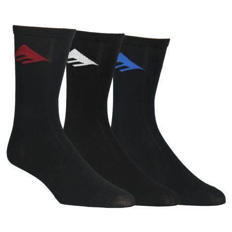socks Emerica Pure 3 Pack - Assorted Emerica.