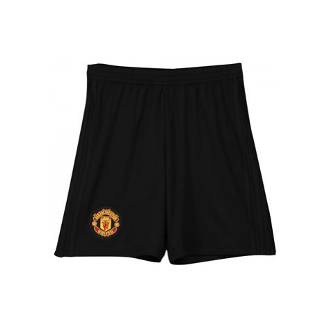 Manchester United Home Shorts 2018-19 - Kids Adidas