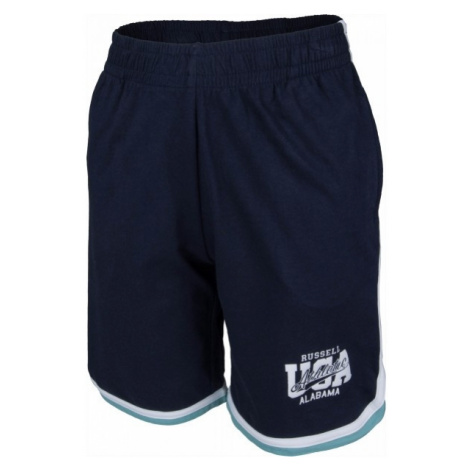 Russell Athletic BASKETBALL USA blue - Boys' shorts