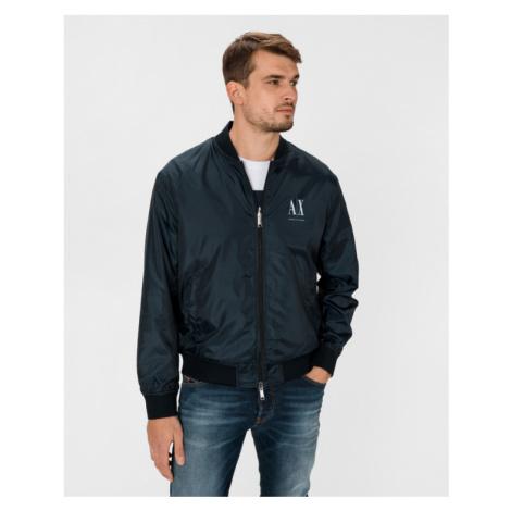 Armani Exchange Jacket Blue