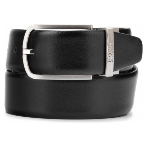 BOSS Belt Black Brown Hugo Boss