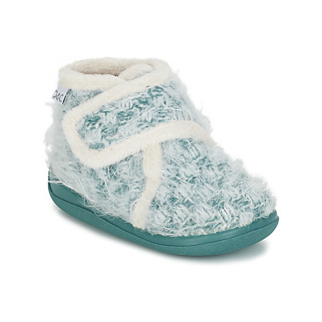 Citrouille et Compagnie JEHRA girls's Children's Slippers in Blue