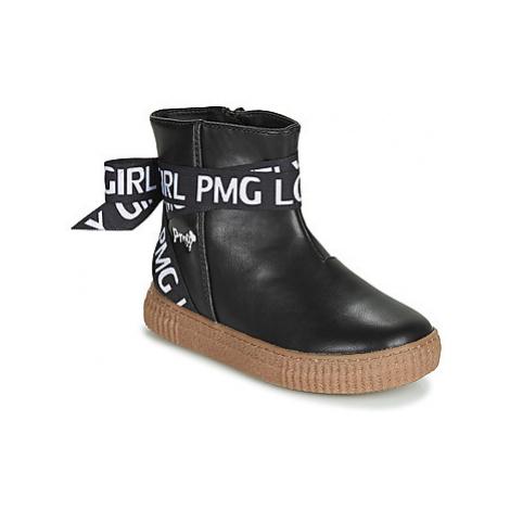 Primigi ALPHA girls's Children's Mid Boots in Black