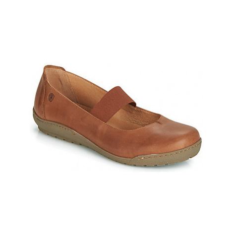 Casual Attitude JALIYAKE women's Shoes (Pumps / Ballerinas) in Brown