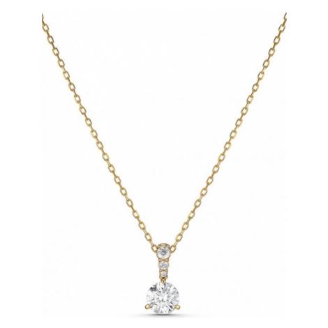 Ladies Swarovski Jewellery Solitaire Necklace 5511557