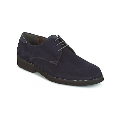 So Size HUDY men's Casual Shoes in Blue