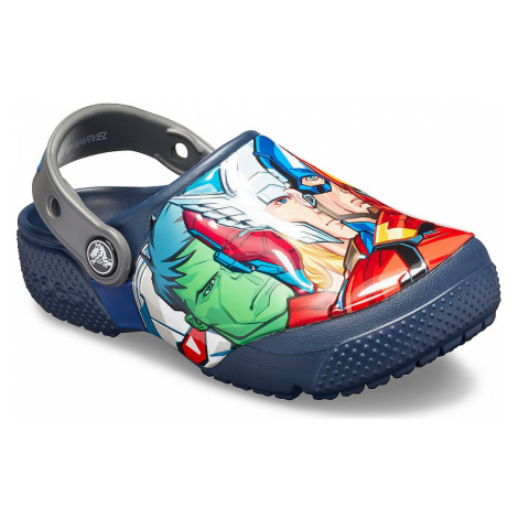 shoes Crocs Fun Lab Marvel Clog - Navy - unisex junior