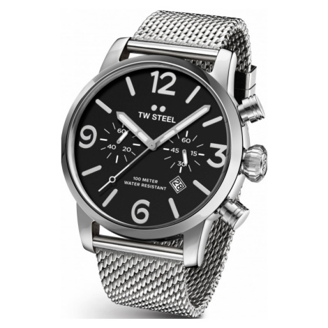 Mens TW Steel Maverick 47mm Watch TWMB14