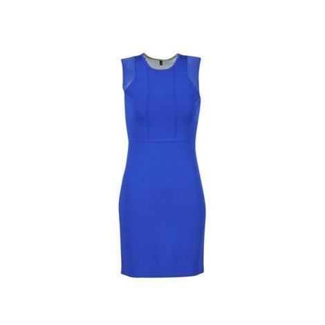 Benetton FRANDI women's Dress in Blue United Colors of Benetton