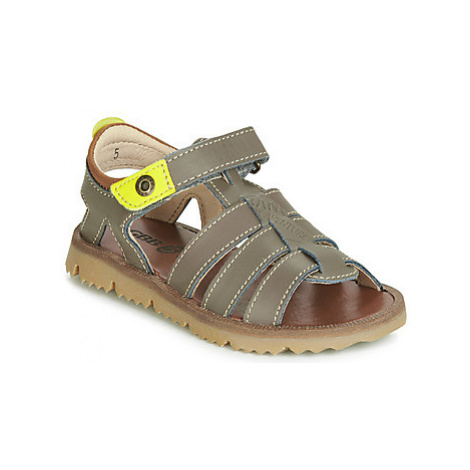 GBB PATHE boys's Children's Sandals in Grey