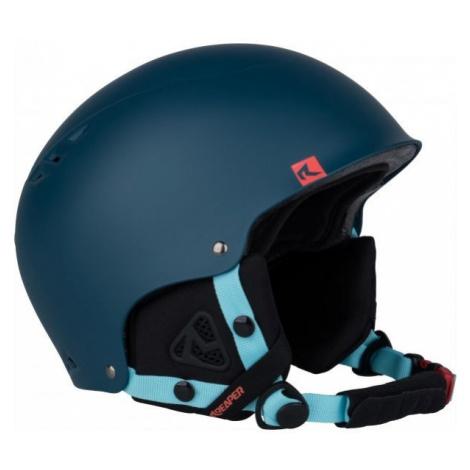 Reaper FREY dark blue - Ski helmet