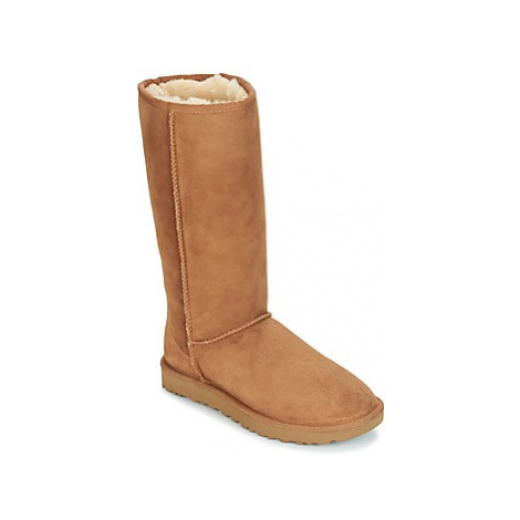 UGG CLASSIC TALL II women's High Boots in Brown