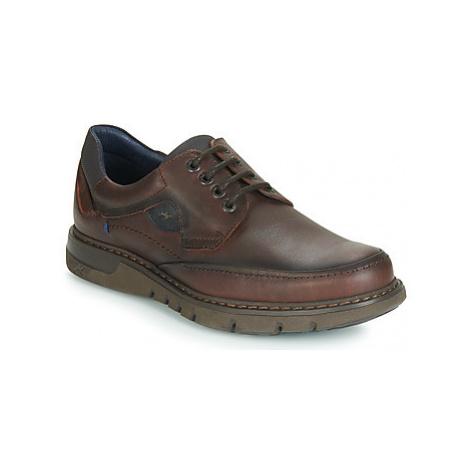 Fluchos CELTIC men's Casual Shoes in Brown