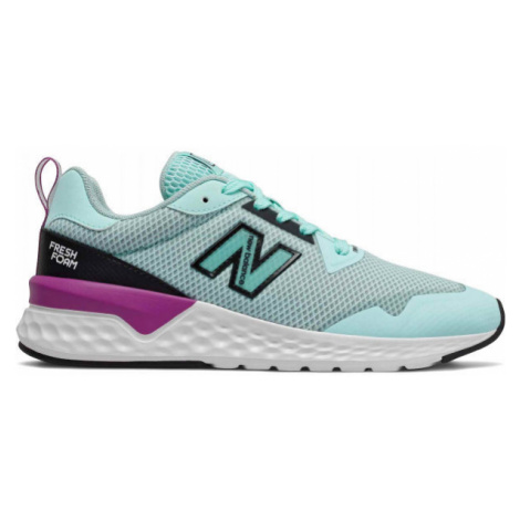 New Balance WS515RE3 light green - Women's leisure shoes