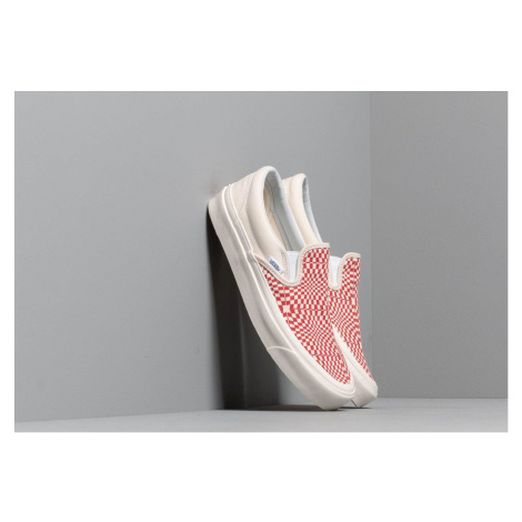 Vans Classic Slip-On 98 DX (Anaheim Factory) Og Red/