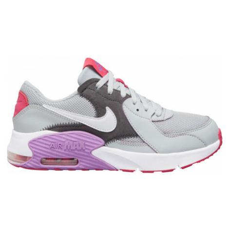 Nike AIR MAX EXCEE GS black - Kids' leisure footwear