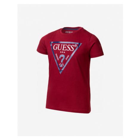 Guess Kids T-shirt Red