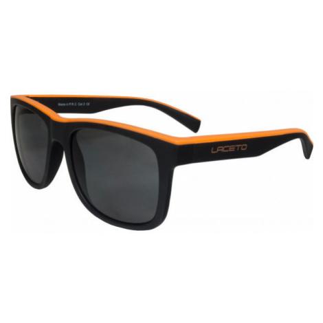 Laceto RONALD black - Sunglasses