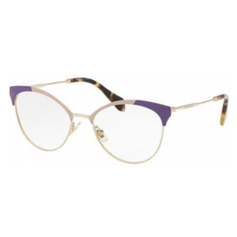 Miu Miu Eyeglasses MU50PV USO1O1