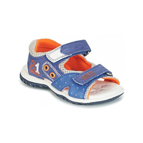 Chicco CAPITOL boys's Children's Sandals in Blue