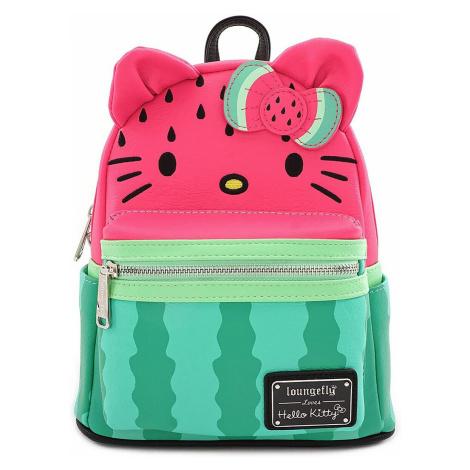 Hello Kitty Loungefly - Watermelon Mini backpacks multicolour