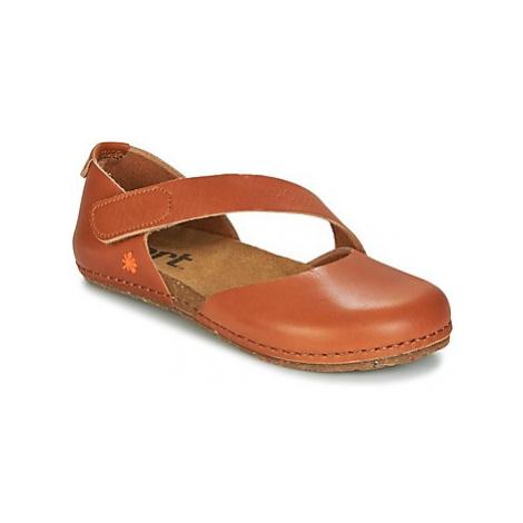 Art CRETA women's Shoes (Pumps / Ballerinas) in Brown