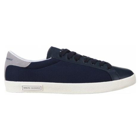 Armani Exchange Sneakers Blue