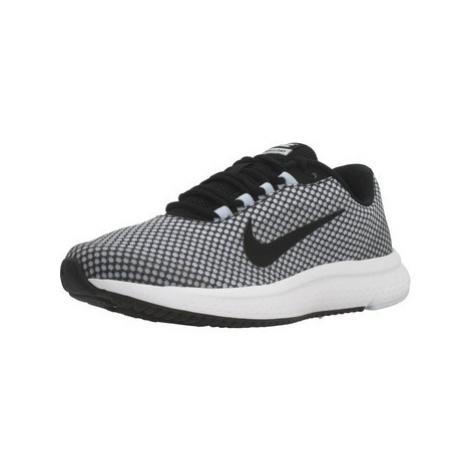 Nike WMNS RUNALLDAY women's Shoes (Trainers) in Black