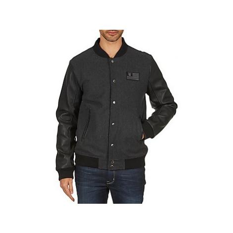 Ünkut TEDDY STATE men's Jacket in Grey