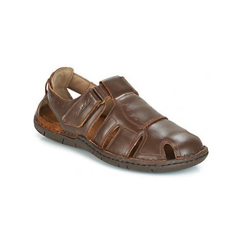 Josef Seibel PAUL 15 men's Sandals in Brown