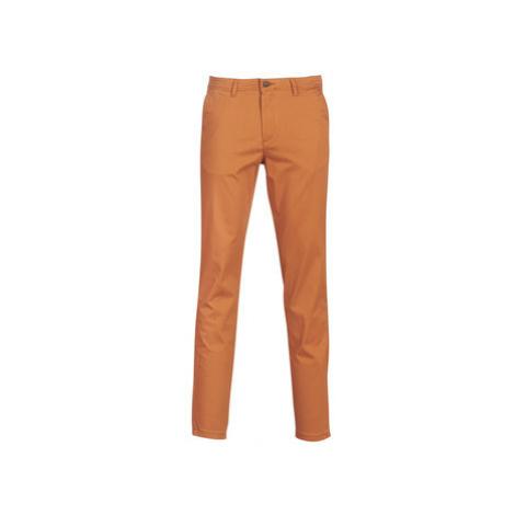 Jack Jones JJIMARCO men's Trousers in Orange Jack & Jones