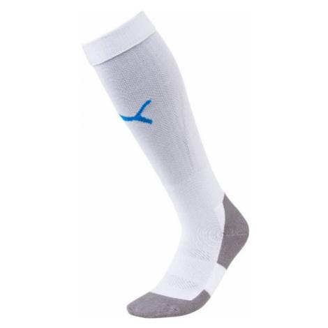 Puma TEAM LIGA SOCKS white - Men's football socks