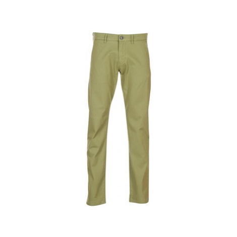 Selected SHH THREE PARIS men's Trousers in Kaki