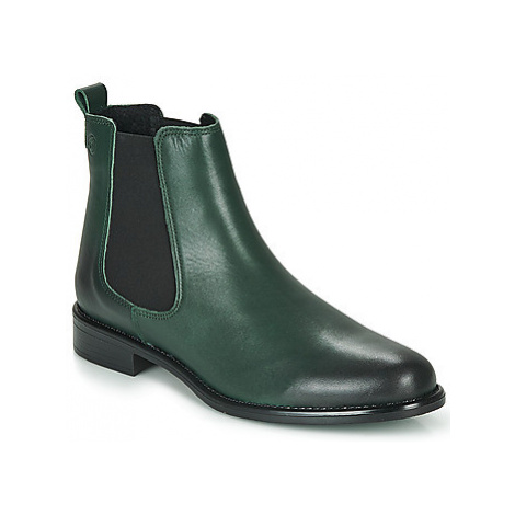Betty London NORA women's Mid Boots in Green