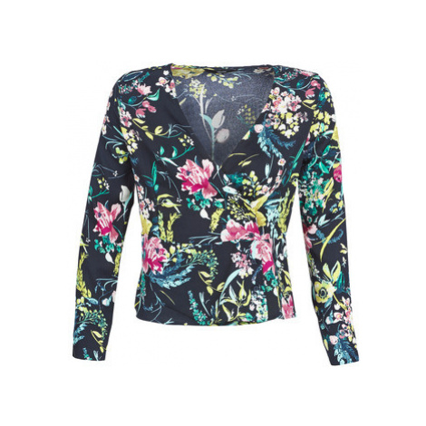 Vero Moda VMVITA women's Blouse in Blue
