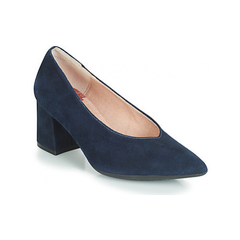Dorking 7805 women's Court Shoes in Blue