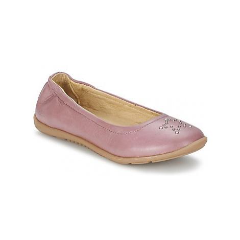 Mod'8 OLIVIA girls's Children's Shoes (Pumps / Ballerinas) in Pink