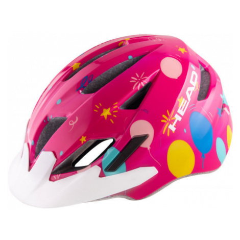 Head Y11A OUT MOULD pink - Kids' cycling helmet