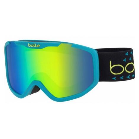 Bolle ROCKET PLUS blue - Children's downhill ski goggles