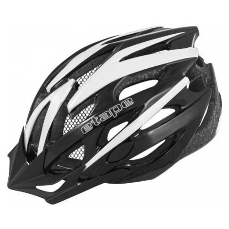 Etape TWISTER 2 black - Men's cycling helmet
