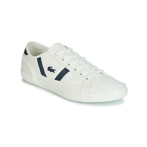 Lacoste SIDELINE 119 1 women's Shoes (Trainers) in White