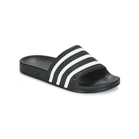 Adidas ADILETTE men's in Black
