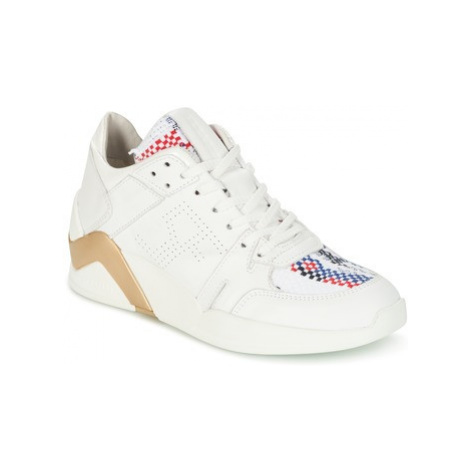 Serafini CHICAGO women's Shoes (High-top Trainers) in White