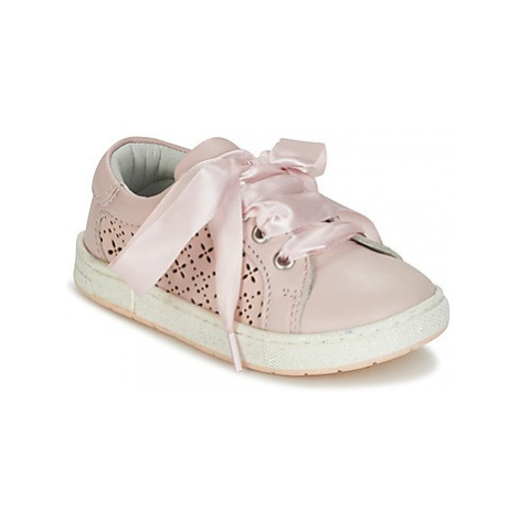 Chicco CHICCA girls's Children's Shoes (Trainers) in Pink