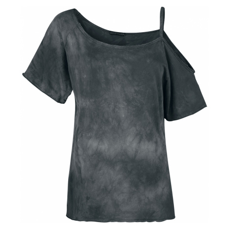 Outer Vision - Nicole - Girls shirt - grey