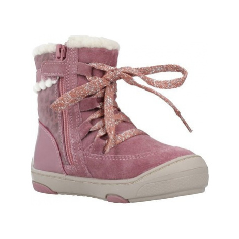 Geox B JAYJ GIRL girls's in Pink