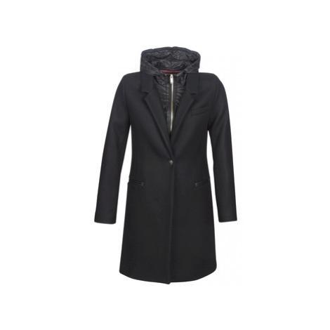 Ikks AFTER women's Coat in Black