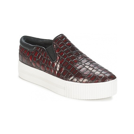 Ash KARMA women's Slip-ons (Shoes) in Red